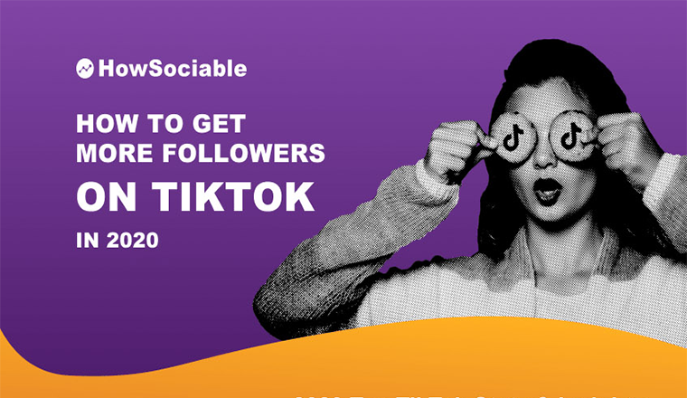 How to Get More Followers on TikTok #infographic