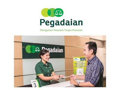 Lowongan Kerja BUMN PT Pegadaian (Persero) Posisi: Back End Programmer & Frontend Programmer