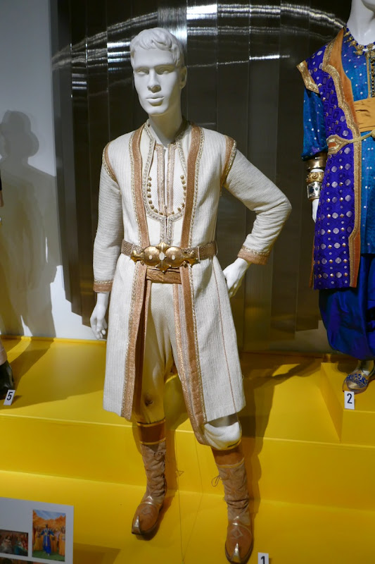 Mena Massoud Aladdin Prince Ali costume