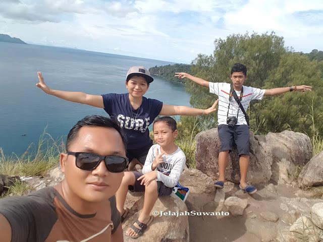 Traveling Aman bersama Anak Bukit Pulisan