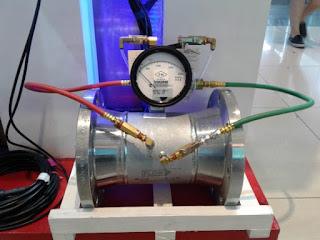 Flow meter Pompa Hydrant untuk sistem Pemadam Kebakaran