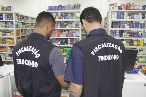 Procon fiscaliza e orienta cidadão sobre denúncias de preços abusivos nos estabelecimentos em Rondônia
