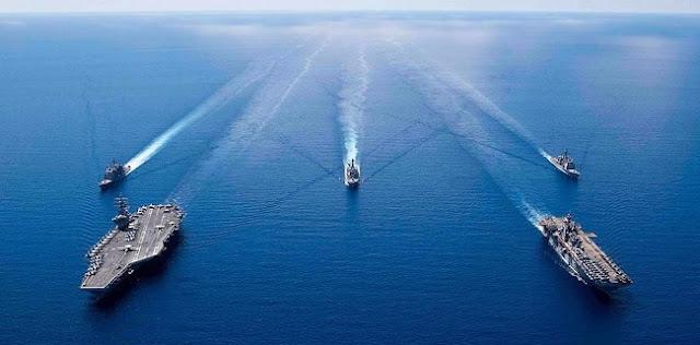 China: AS Adalah Ancaman Terbesar Bagi Perdamaian Laut China Selatan
