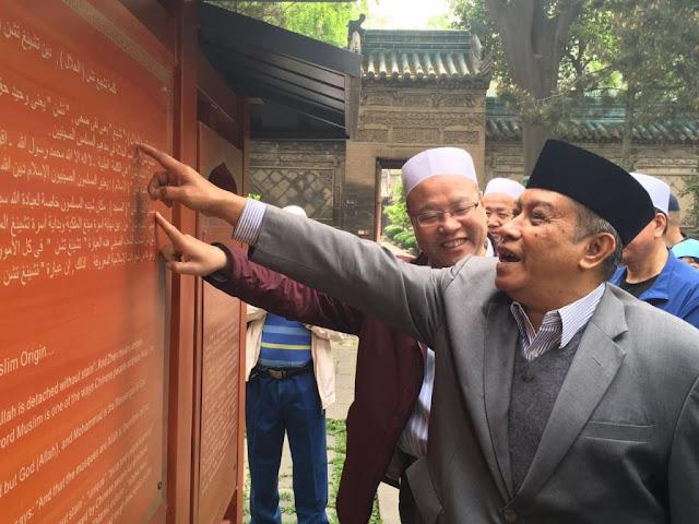 Xinjiang, Kota Santri Negeri Tirai Bambu
