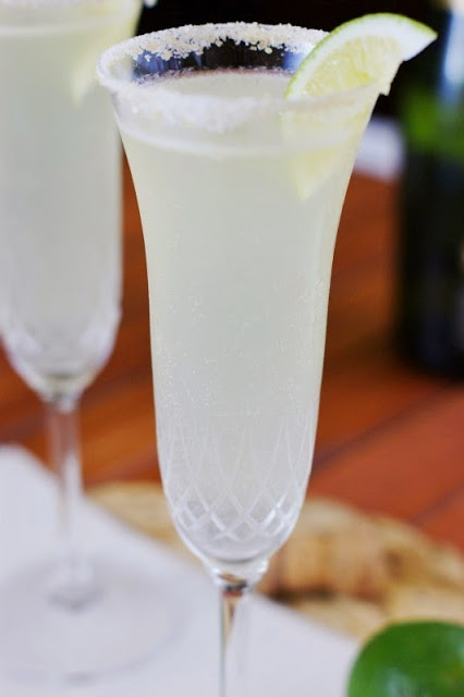 Champagne Margaritas Cocktail image