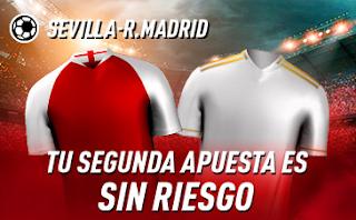 sportium promo liga Sevilla vs Real Madrid 22 septiembre 2019