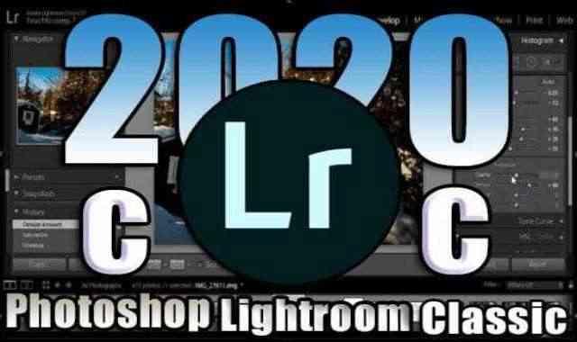 تحميل برنامج Adobe Photoshop Lightroom Classic 2021 v10.3 اخر اصدار مفعل مدى الحياة