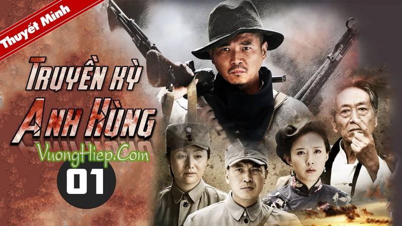 Truyền Kỳ Anh Hùng - Phim Hành Động Kháng Nhật Hấp Dẫn 2021