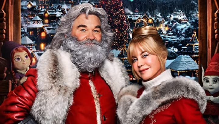 Netflix показал трейлер сказки «Рождественские хроники 2» с Куртом Расселом и Голди Хоун