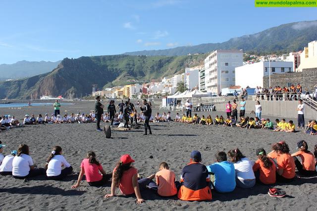 El proyecto 'Cuida tu mar' acerca a los escolares la problemática de la contaminación de los océanos