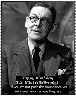 the main characteristics of T.S. Eliot's style and diction