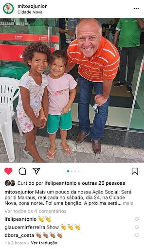 MITOSO/CRIANÇAS