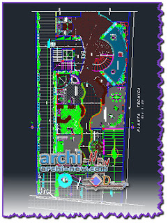 download-autocad-cad-dwg-commercial-gallery-Exposicion
