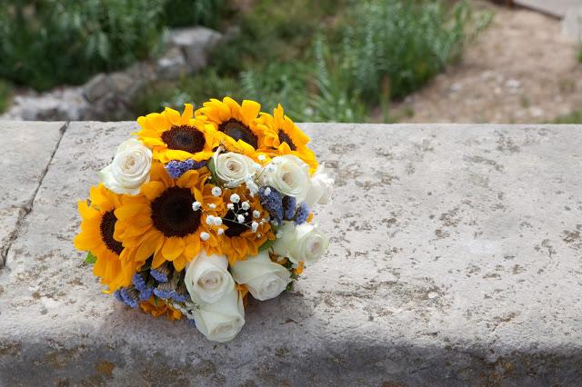 Matrimonio: allestimento floreale
