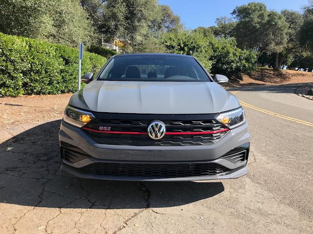 Front view of 2019 Volkswagen Jetta GLI