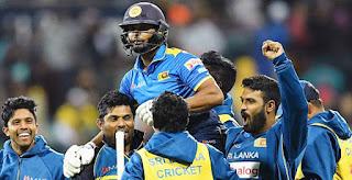Asela Gunaratne 84 caps stunning series win for Sri Lanka