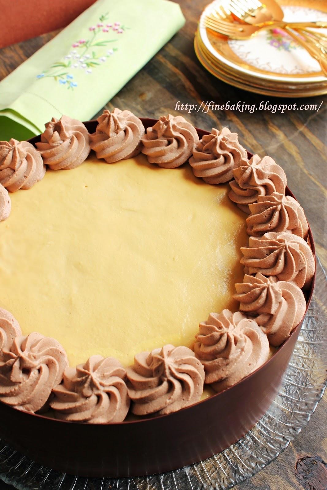 Gordon S Chocolate Cheesecake