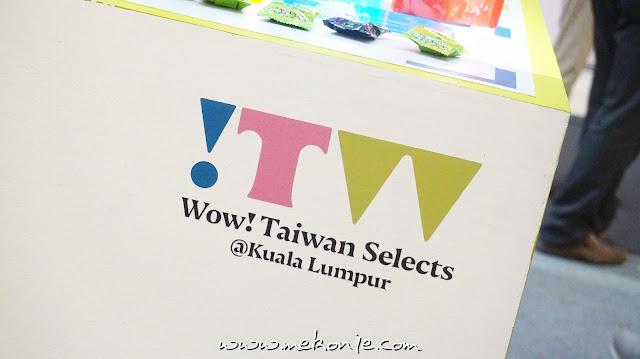 SINGGAH SURIA KLCC SEKALI TERJUMPA WOW! TAIWAN SELECTS