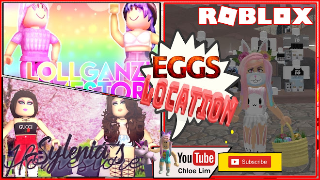 Roblox Royale High Gameplay! Part 3 - Easter EVENT - Sylenias & Lollganz Homestores! Eggs Location and Wonderful Rewards!