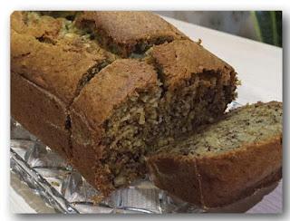 resep spesial natal banana bread