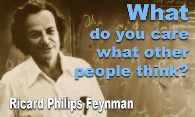 A little bit about the Philips Ricard Feynman