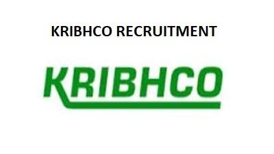 KRIBHCO FRT Recruitment 2019
