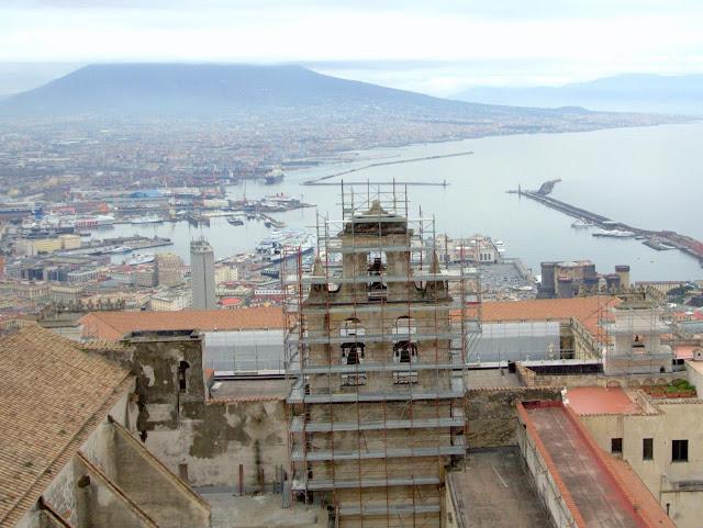 port w Neapolu