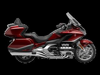 Spesifikasi Honda Gold Wing 1800 MY 2021