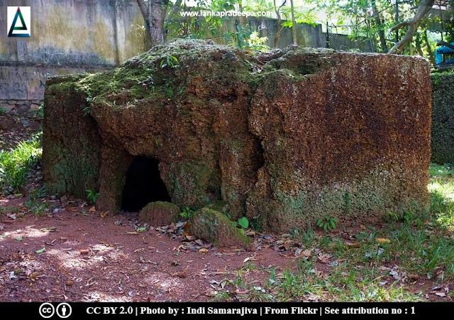 Ruins at Kotte Ananda Sastralaya