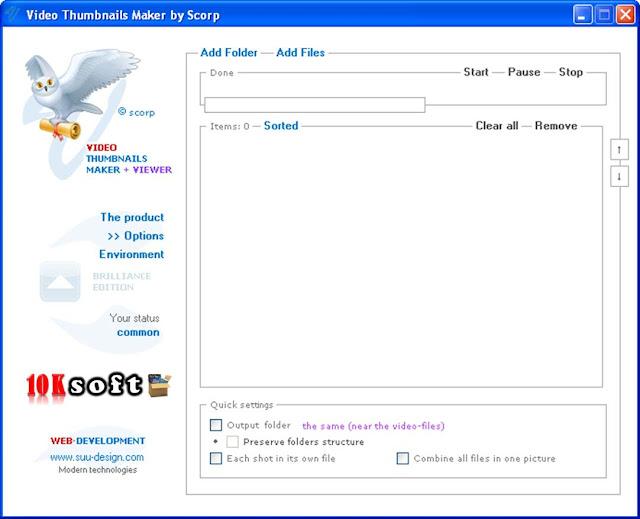 Video Thumbnails Maker Platinum 9 Offline setup file Free Download