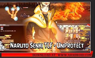 Naruto Senki V1.22 the Last Fixed Mod Unprotect Apk