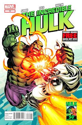 Comic, Superhero Comic, The Incredible Hulk
