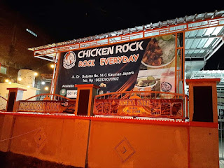 Chicken Rock Jepara Membuka Lowongan Kerja