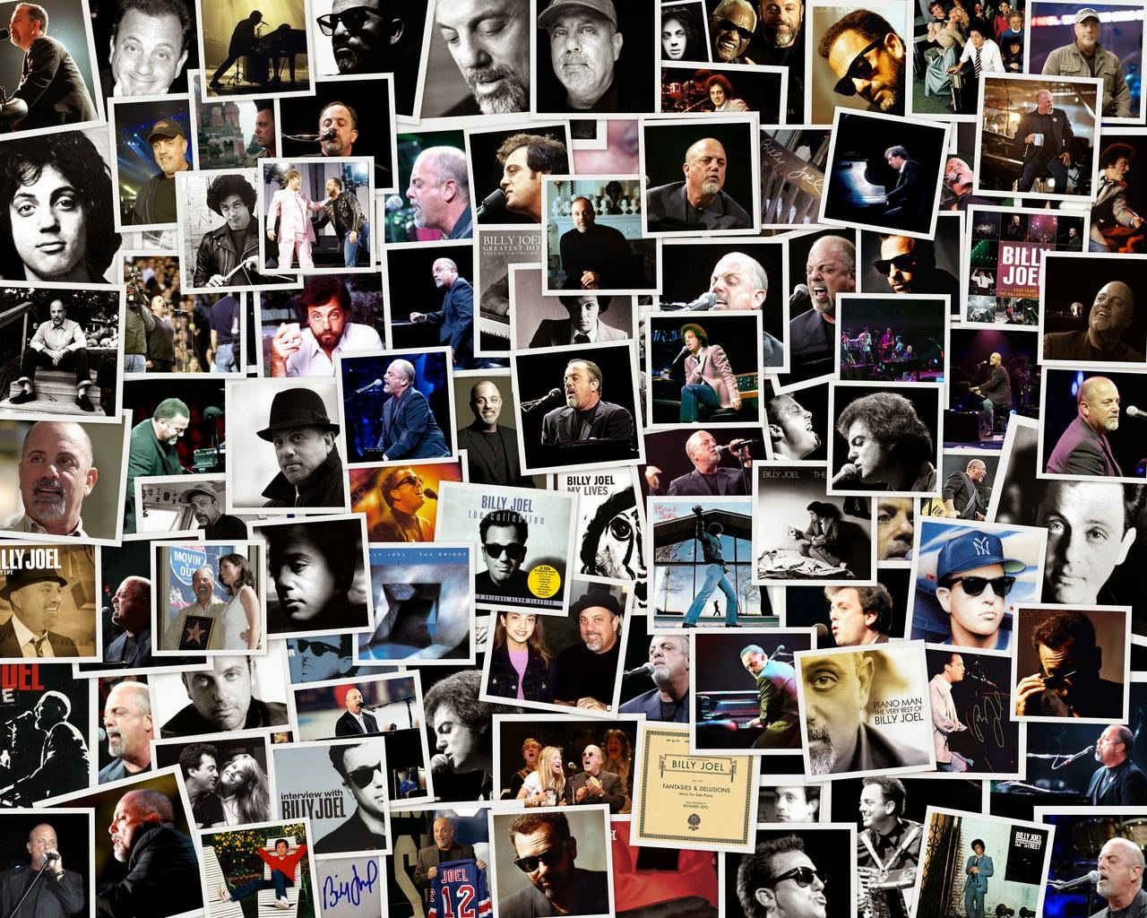 Rock On Vinyl Billy Joel Unlicensed Live 1993 Bootleg