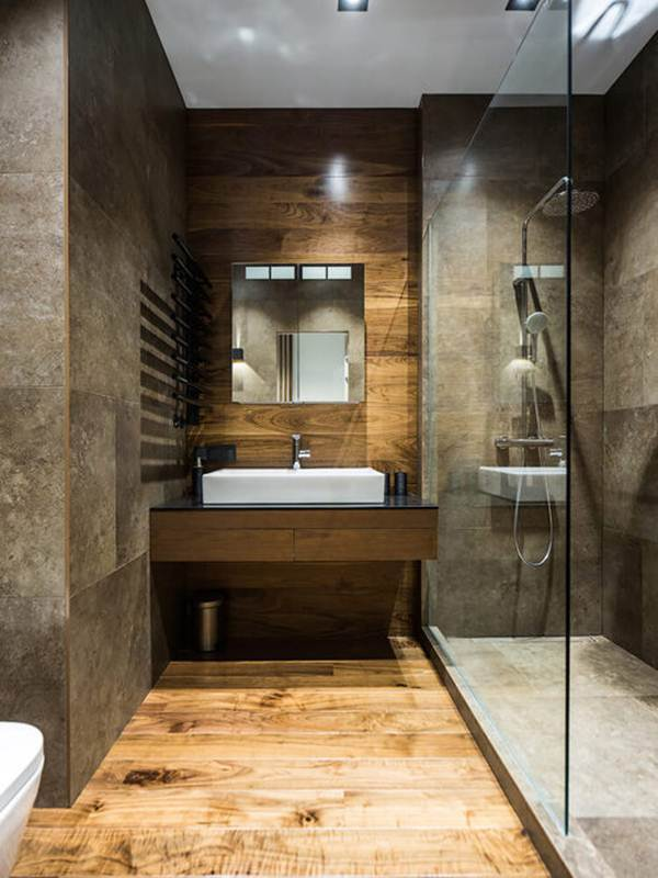 Trends In Materials And Terminations For Bathrooms 1