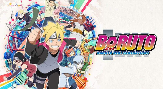 Download Boruto (Episode 122) Subtitle Indonesia