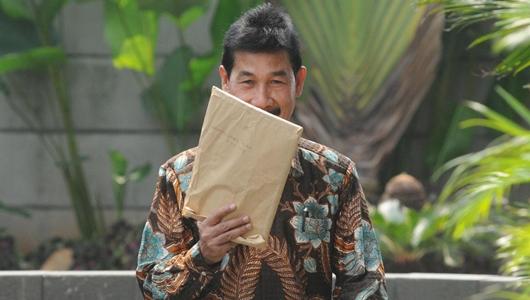 Dugaan Korupsi Proyek Masjid, KPK Geledah Kantor Bupati Solok Selatan