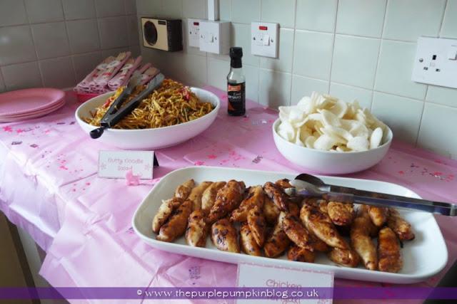 Chicken Teriyaki at The Purple Pumpkin Blog