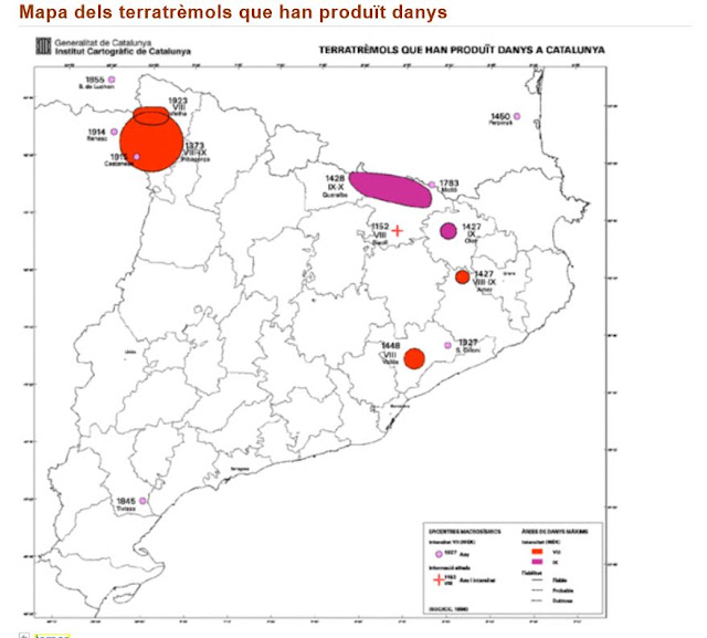 Terremoto de Cataluña de 1428.