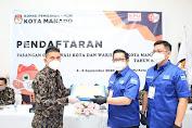 MOR-HJP Resmi Daftar di KPU Manado