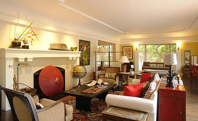 Lynn Morris Interiors : How to get clean, elegant Asian style