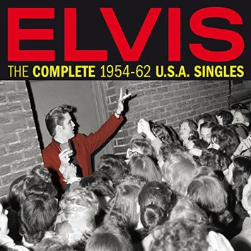Elvis Presley The Complete 1954-1962 61cWGa v36L