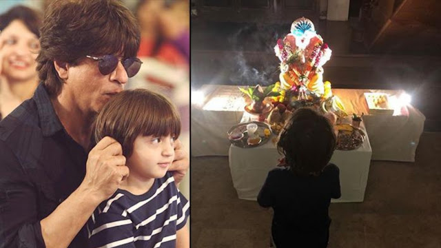 Shah Rukh Khan stays in his home like this