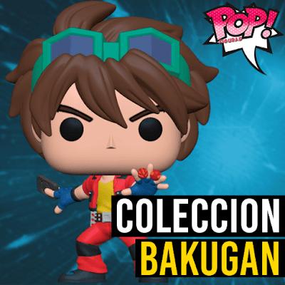 Lista de figuras Funko POP Bakugan