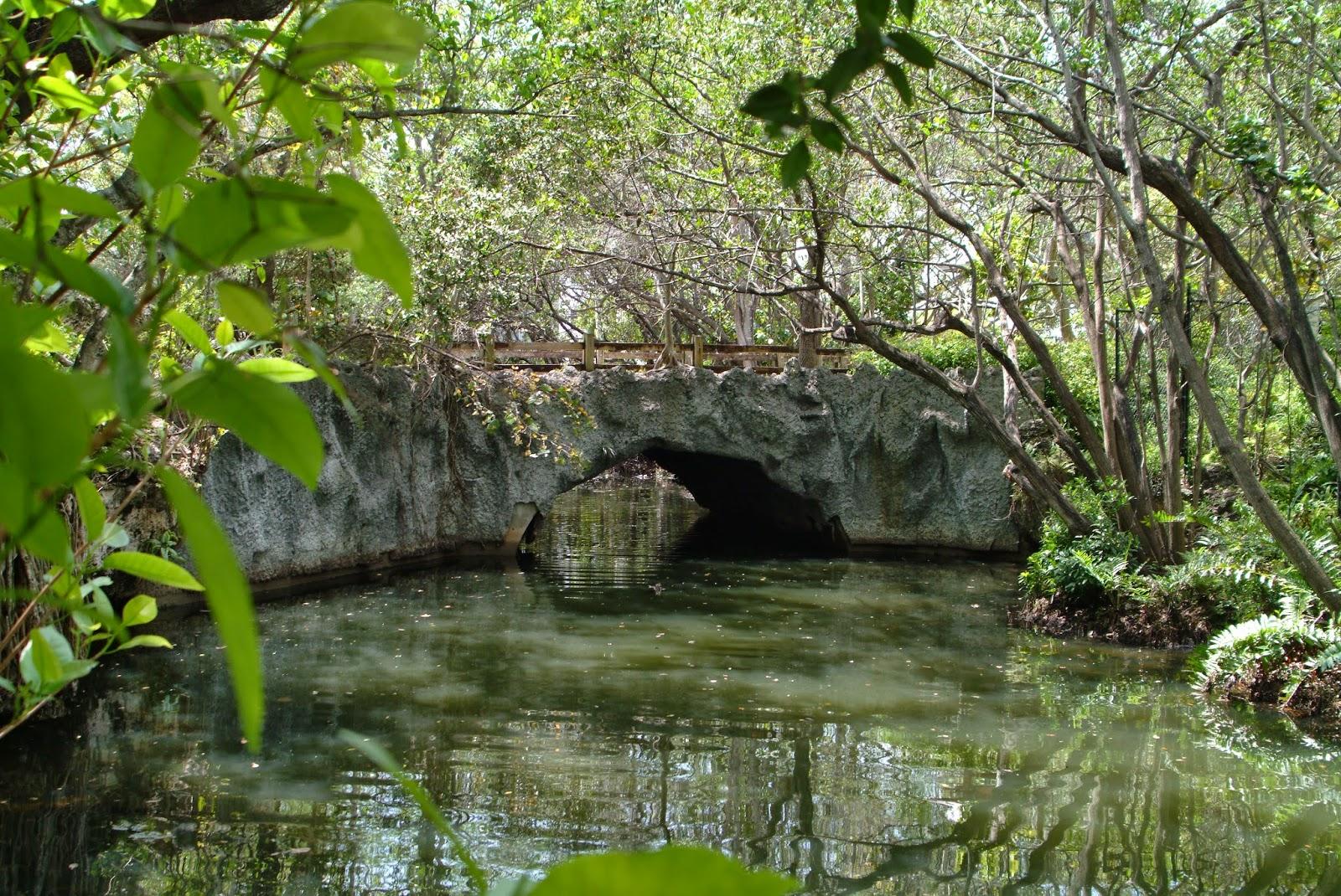 Arch Creek Park em Miami