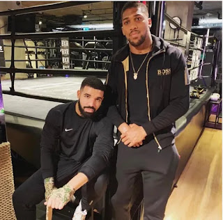 Anthony Joshua falls victim of the 'Drake's curse' as he looses three belts