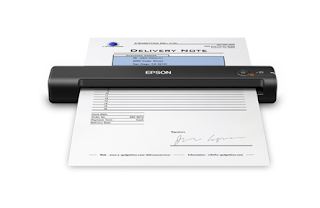 Epson WorkForce ES-55R Driver Download