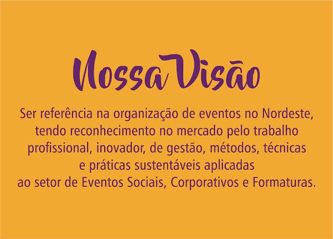 NOSSA VISÃO