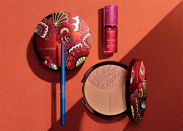 Sunkissed, la nueva colección de maquillaje para el verano de Clarins