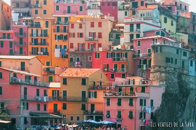 Cap de setmana a Cinque Terre (2016)